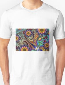 Colours of Happiness. Unisex T-Shirt