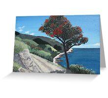 Coastal Greeting Card