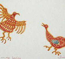 Batik Motif series IV by saniismail