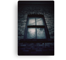Home I'll Never Be  Canvas Print