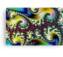 Psychedelic Dream. Canvas Print