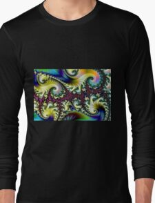 Psychedelic Dream. Long Sleeve T-Shirt