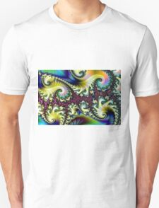 Psychedelic Dream. Unisex T-Shirt