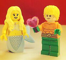 Aquaman Love A Mermaid by FendekNaughton