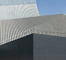 modern architecture detail by dominiquelandau