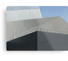 modern architecture detail Metal Print