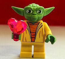 Yoda Valentines by FendekNaughton