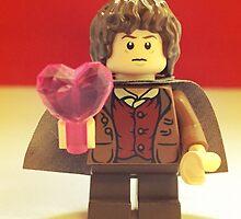Frodo Valentines by FendekNaughton