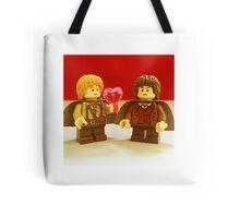 Sam Loves Frodo Tote Bag