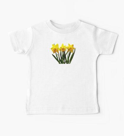 Daffodil Trio Baby Tee