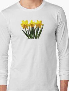 Daffodil Trio Long Sleeve T-Shirt