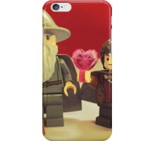 Frodo Loves Gandalf iPhone Case/Skin