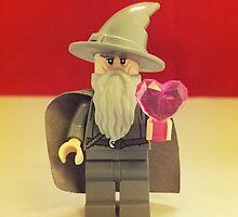 Gandalf Valentines by FendekNaughton