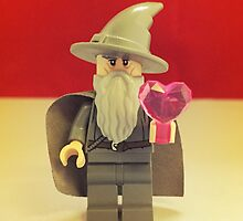 Gandalf Valentines by FendekNaughton