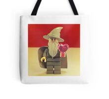 Gandalf Valentines Tote Bag