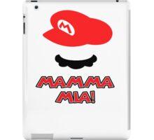 Mario Mamma mia! iPad Case/Skin