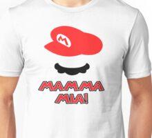 Mario Mamma mia! Unisex T-Shirt