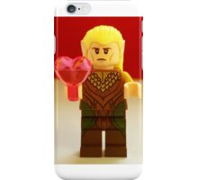 Legolas Valentines iPhone Case/Skin