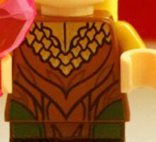 Legolas Valentines Sticker