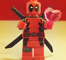 Deadpool Valentines by FendekNaughton