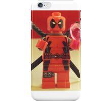 Deadpool Valentines iPhone Case/Skin