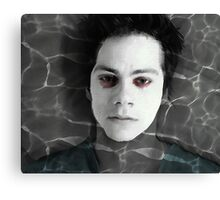 Nogitsune [I Keep Drowning] Canvas Print