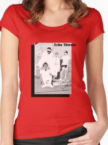 Echo Thieves Women's Fitted Scoop T-Shirt