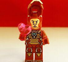 Tony Stark Valentines by FendekNaughton