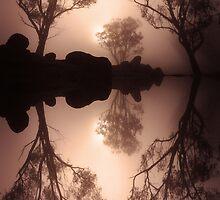 Tranquility. by DaveBassett