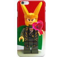 Loki Valentines iPhone Case/Skin