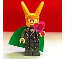 Loki Valentines Photographic Print