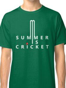 Summer is Cricket Classic T-Shirt