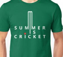 Summer is Cricket Unisex T-Shirt