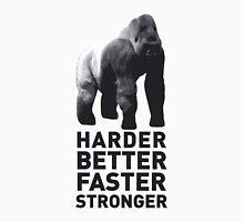 SILVERBACK - HARDER, BETTER, FASTER, STRONGER 2 Unisex T-Shirt