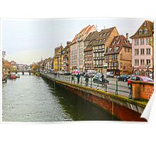 Strasbourg France Poster