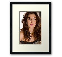 Its over now Framed Print