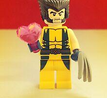 Wolverine Valentines by FendekNaughton