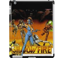 Shadowfire iPad Case/Skin