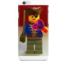 Lego Pirate Valentines iPhone Case/Skin