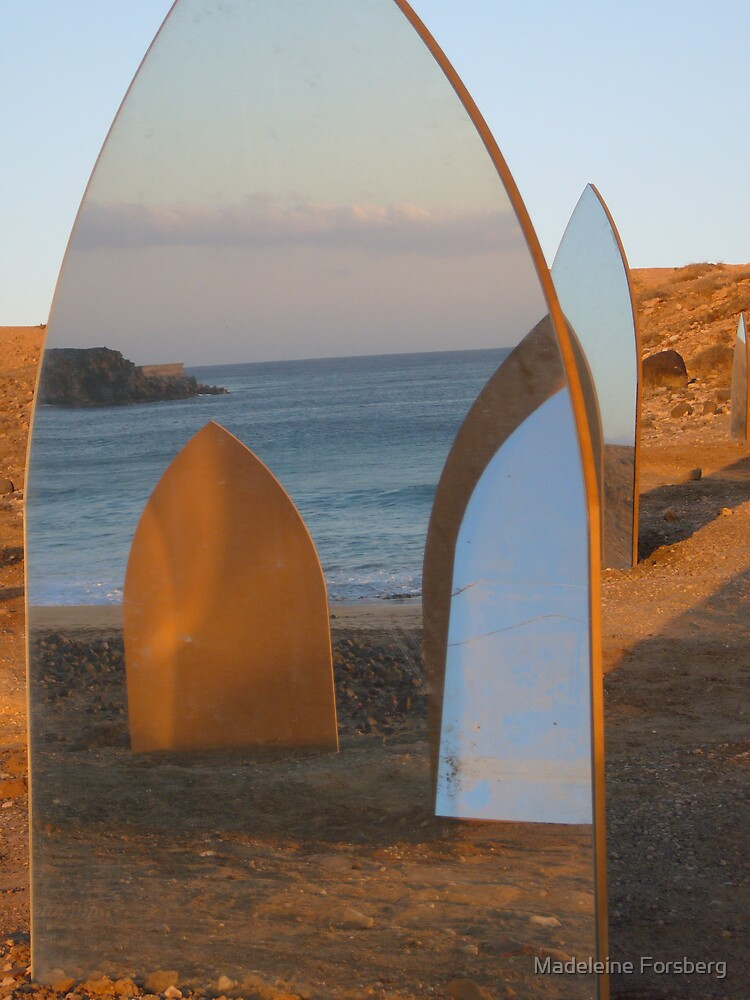 The Mirror Confusion by Madeleine Forsberg