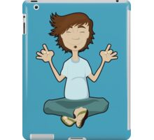 Totally Zen iPad Case/Skin