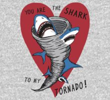 Shark To My Tornado Kids Clothes