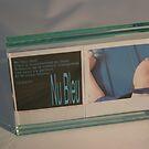 Faux-Polaroid - série Nu Bleu - E-bay by Pascale Baud