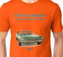 1972 CAMARO Sport Coupe/Rally Sport/SS/Z28 Unisex T-Shirt