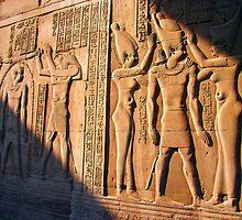 Temple of Edfu by grumpydude