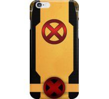 X-Men Deadpool Suit (Logo) iPhone Case/Skin