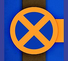 Classic X-Men Deadpool Belt by LumpyHippo