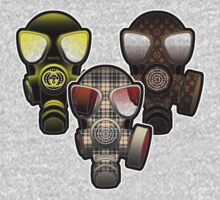 Designer Gasmasks by Schytso Designs