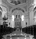 Virgin Mary Visitation Church, Hejnice, Czech Republic by Lenka