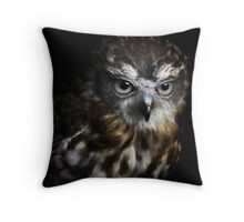 Night Sight Throw Pillow